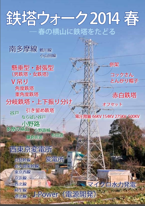 写真:「鉄塔ウォークパンフ(PDF)」へリンク